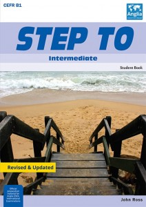 Step to intermediate student book b1